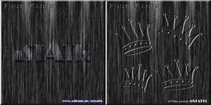nSTATIx - Four Kings Bastelvorlage (innen)
