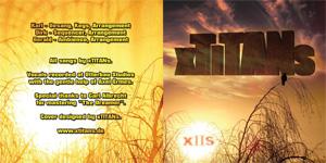 "xTITANs ""xIIs"" | Booklet doppelseitig"